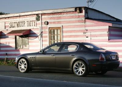 Maserati Quattroporte Bodega Bay, SF