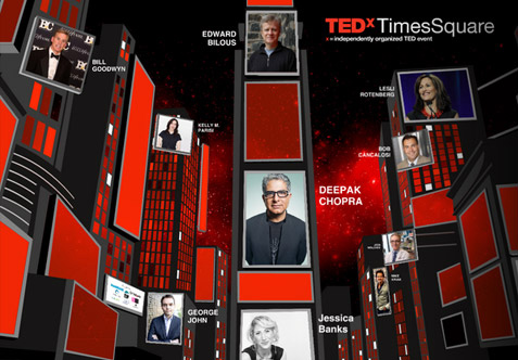 TEDxTimesSquare – A huge success!