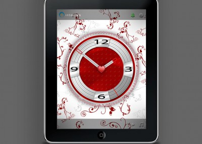 iPad Alarm Clock