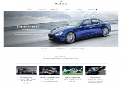 Maserati Canada