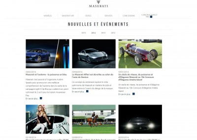 Maserati Canada (en Français)