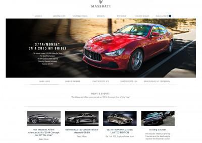 Maserati North America
