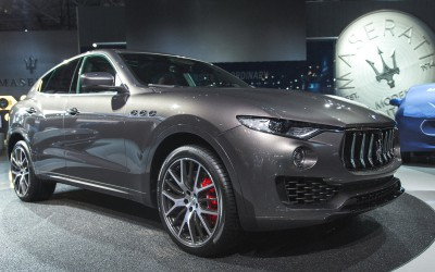 Intelliga Supports Maserati Levante North American Debut Online