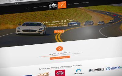 Intelliga becomes partner and major sponsor to Drive Toward a Cure