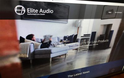 Elite Audio goes live with the highest of high end Linn Audio equipment